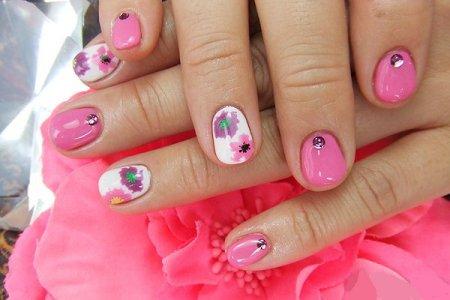 ТОП-6 идей маникюра на коротких ногтях для подростков