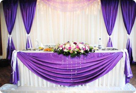 ТОП-13 ідей для оформлення весільного столу