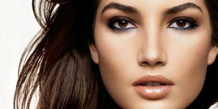 Пошаговая техника выполнения макияжа глубоко посаженных глаз