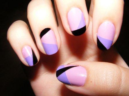 Дизайн нігтів. Техніка виконання покроково