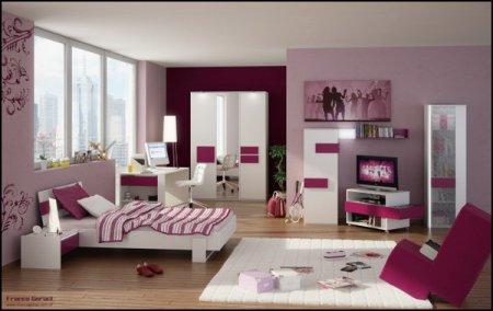 Каким должен быть интерьер спальни для подростка