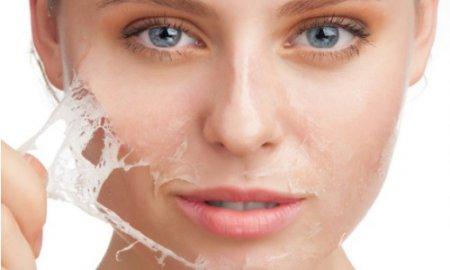Омолоджуючий ефект за день: чистка обличчя желатином і молоком