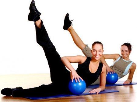 Швидке схуднення за допомогою занять фітнесом