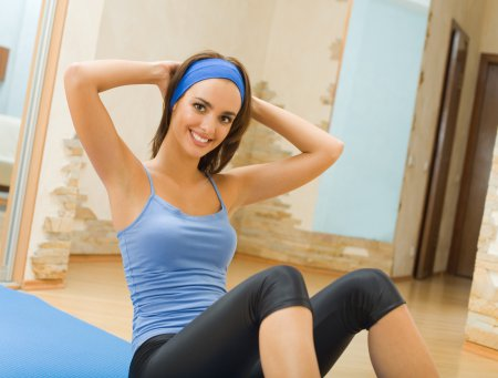 Домашній фітнес: вправи для схуднення