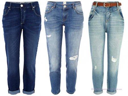Джинси хенд мейд: стильний одяг своїми руками
