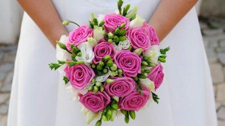 Как выбрать букет на свадьбу