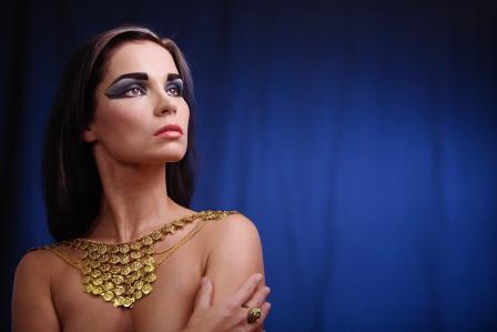 Макияж египтянки: инструкция