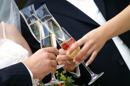 Розрахунок алкоголю на весілля