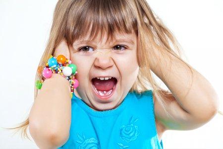 Істерика у трирічної дитини: як поводитися батькам?