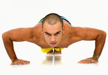 Фітнес вправи для схуднення чоловіків