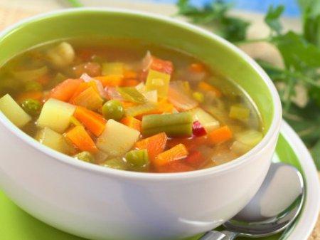 Кращі рецепти супів світу