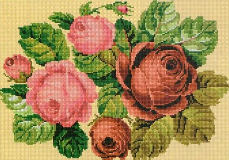 Вышивка - рукоделие, которое поможет обрести гармонию