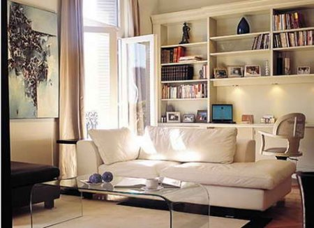 Дизайн інтер'єру маленьких квартир