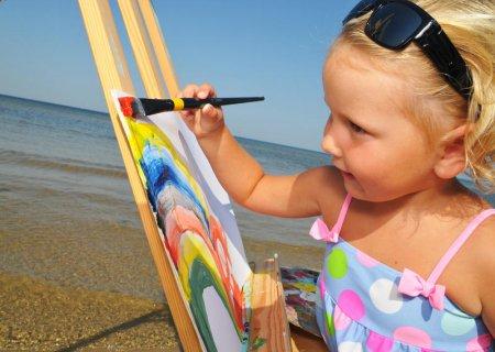 Яка користь малювання для дітей?