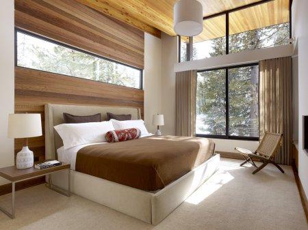 Интересные идеи интерьера спальни