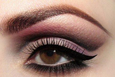 Эффектный макияж для карих глаз: несколько секретов