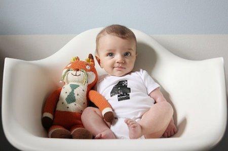 Важливо знати: що вміє 4х місячна дитина