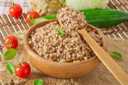 Гречана дієта як кращий спосіб схуднути на 7 кг за 7 днів
