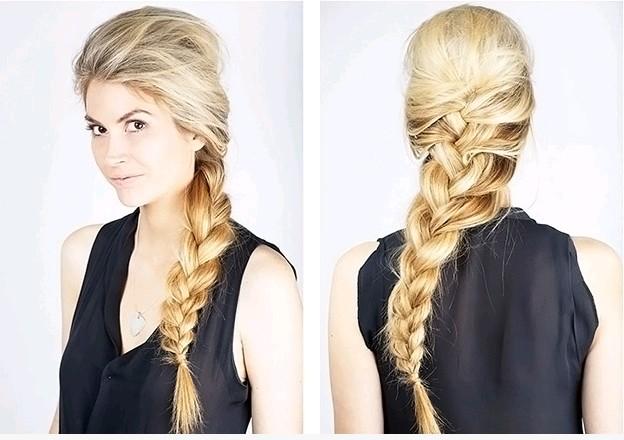 Что можно с волосами за 10 минут
