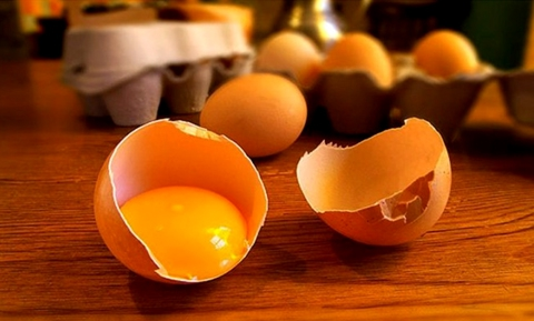 Как делать маску для лица из яйца