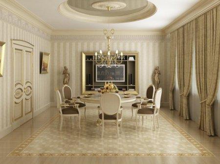 Стильний дизайн: інтер'єр їдальні для вашої квартири