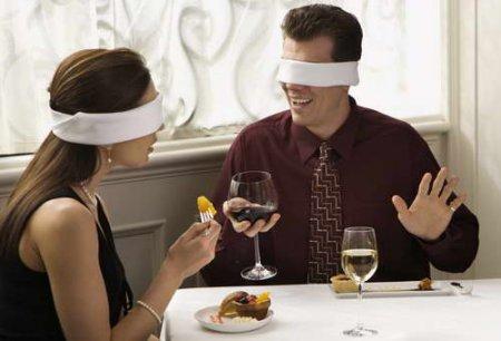 Побачення наосліп: що потрібно знати і чого не варто побоюватися