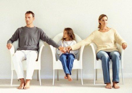Практические советы как объяснить ребенку развод