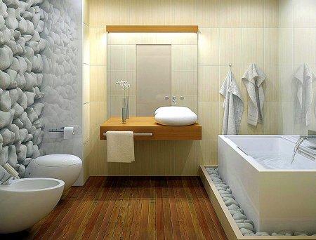13 головних правил оформлення інтер'єру ванної кімнати за фен-шуй