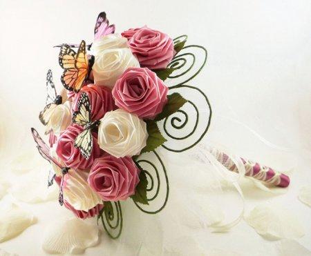 ТОП-6 ідей для створення оригінального букета на весілля