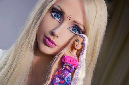 Макияж как у куклы своими руками за 15 минут