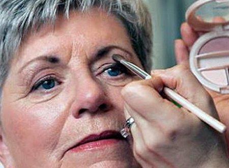 Яким повинен бути макіяж після 50 років
