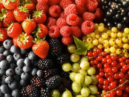 Кольорова дієта: результати вас здивують