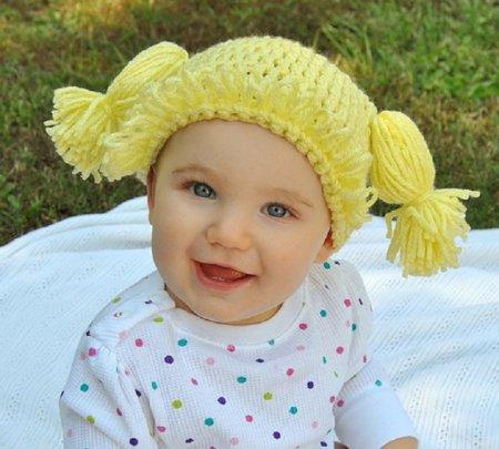 Современное рукоделие: вязание. Создаем детскую шапочку своими руками