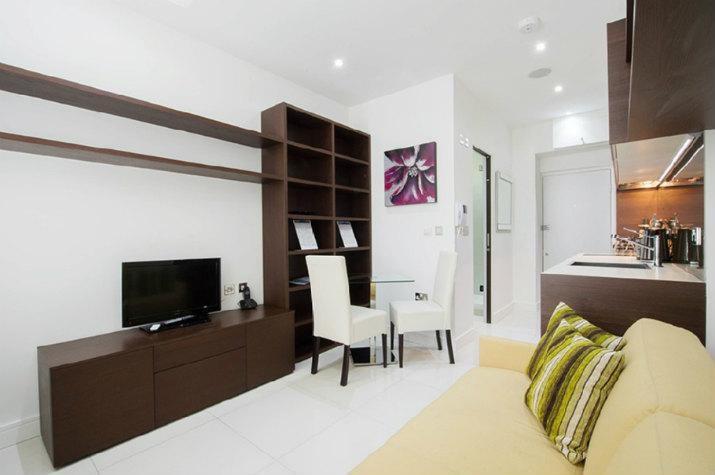 Дизайн маленькая студия квартира