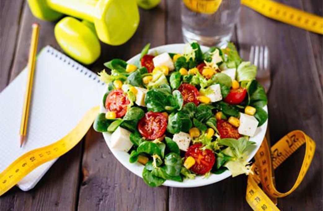 правильное питание как убрать живот
