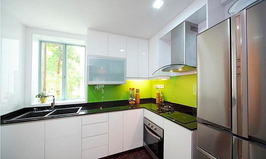 интерьеры кухонь. фото