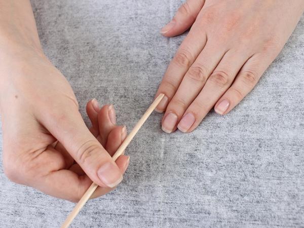Средства для необрезного маникюра в домашних условиях