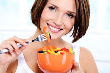 правильное питание ежедневный рацион