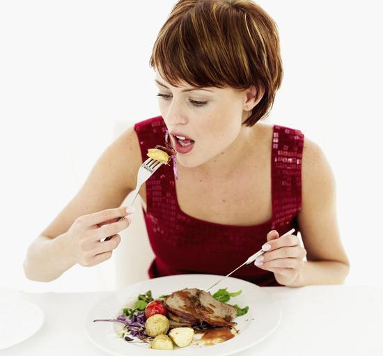 рацион правильного питания человека