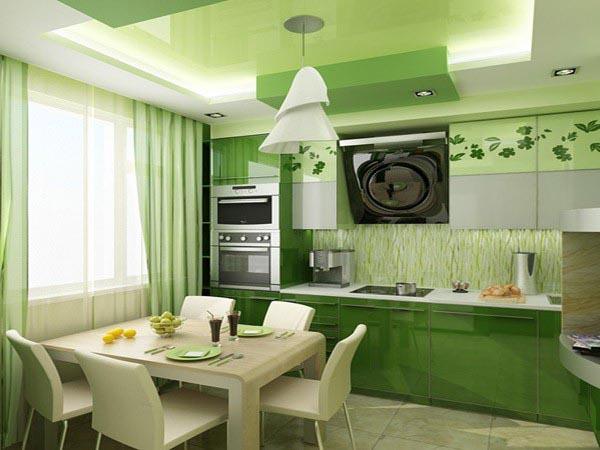 фото красивые ремонты кухни