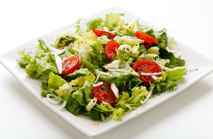 Приготовить салаты быстро