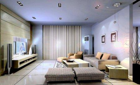 Как лучше всего оформить интерьер гостиной 18 кв. м?