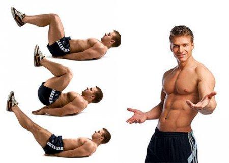 Фітнес для схуднення для чоловіків допоможе всім!