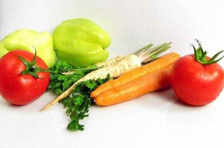 Весняна дієта: як привести організм в норму за 7 простих кроків