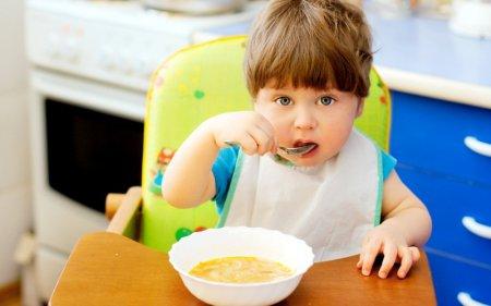 Як приготувати на пару перші страви для дітей 2 років