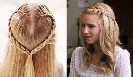 Які зачіски в школу актуальні цієї весни?