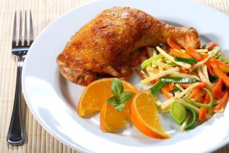 ТОП-5 кулинарных рецептов из курицы