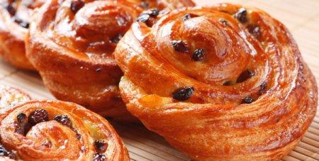 Быстрая выпечка: рецепты булочек
