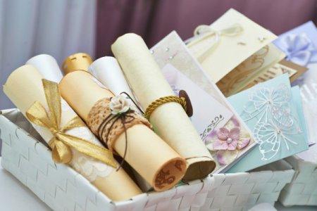 ТОП-5 оригинальных идей для пригласительных на свадьбу