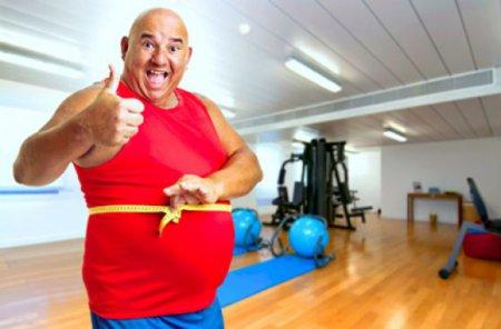 Фитнес для похудения мужчин может быть приятным